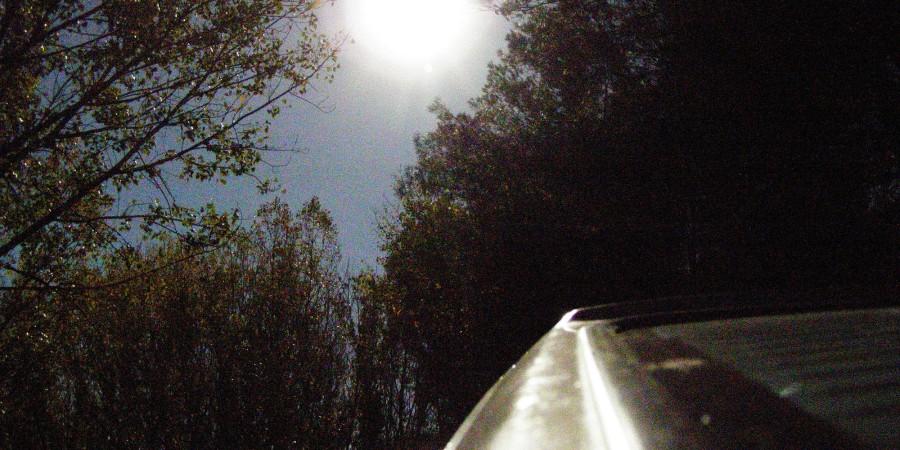 Luna llena Citroen BX